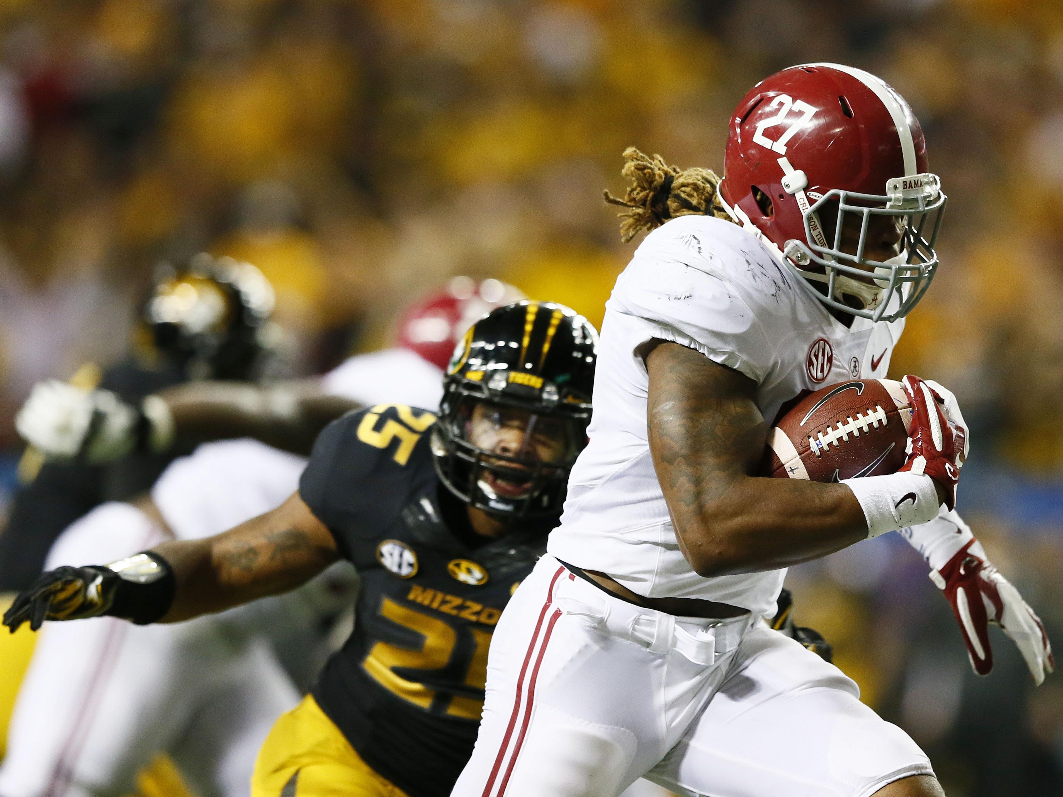 SEC Championship – Alabama v Missouri
