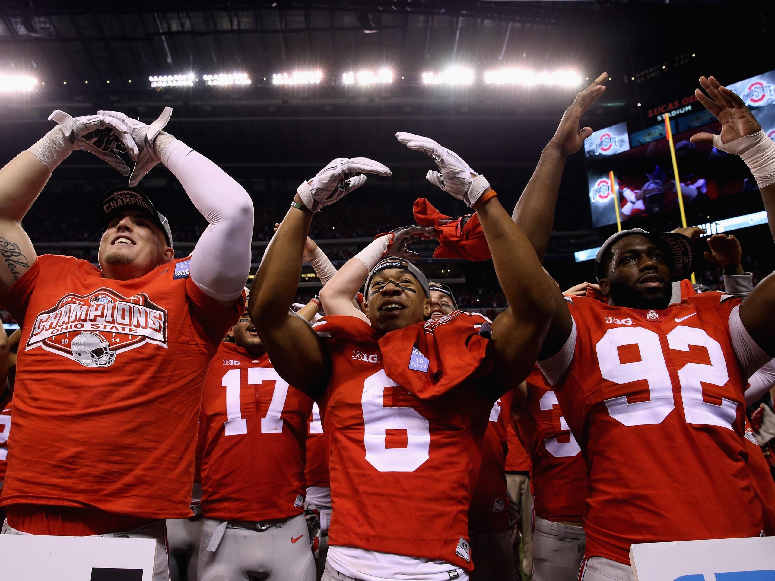 Big Ten Championship – Ohio State v Wisconsin