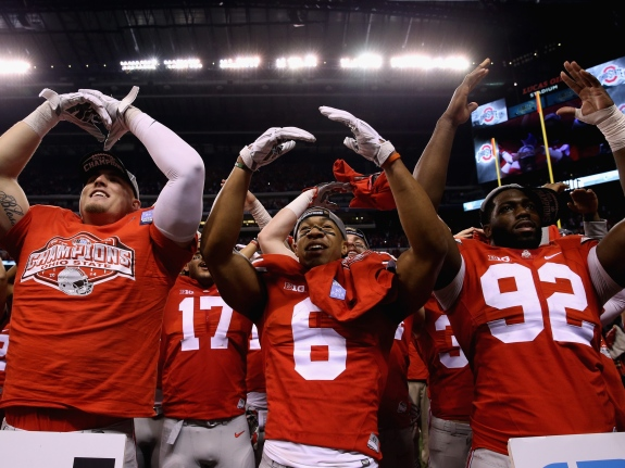 Big Ten Championship – Ohio State v Wisconsin