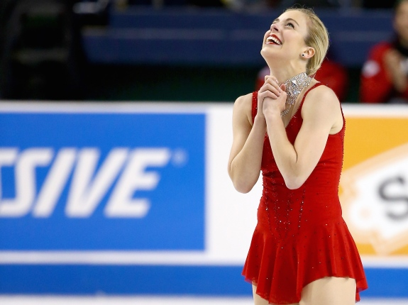 2015 Prudential U.S. Figure Skating Championships – Day 3