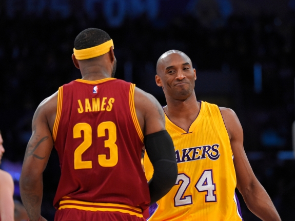 ec2f46cbf9f LeBron And Kobe (Probably) Got A Lot More All-Star Votes Than They ...