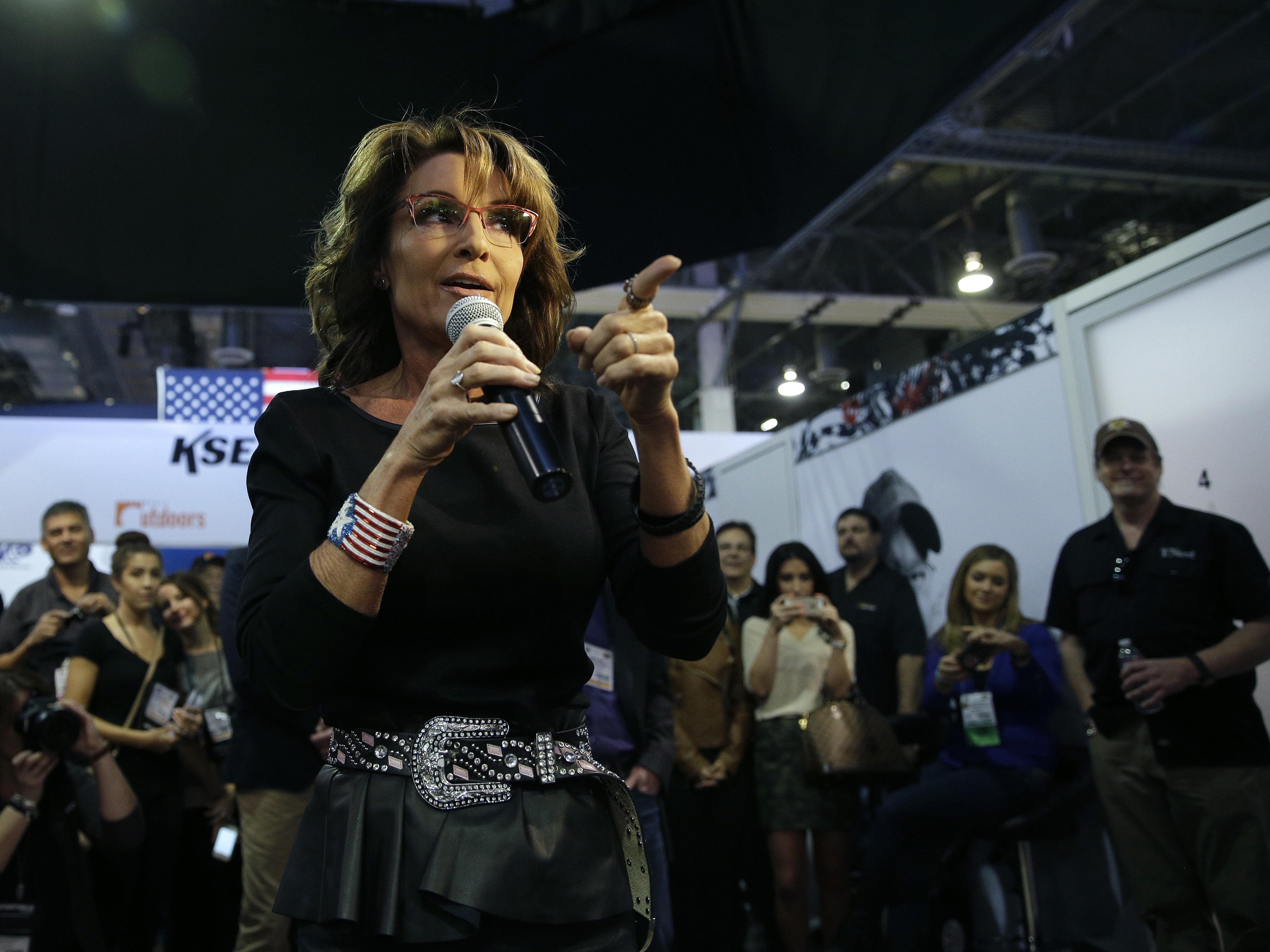 People Palin Vegas