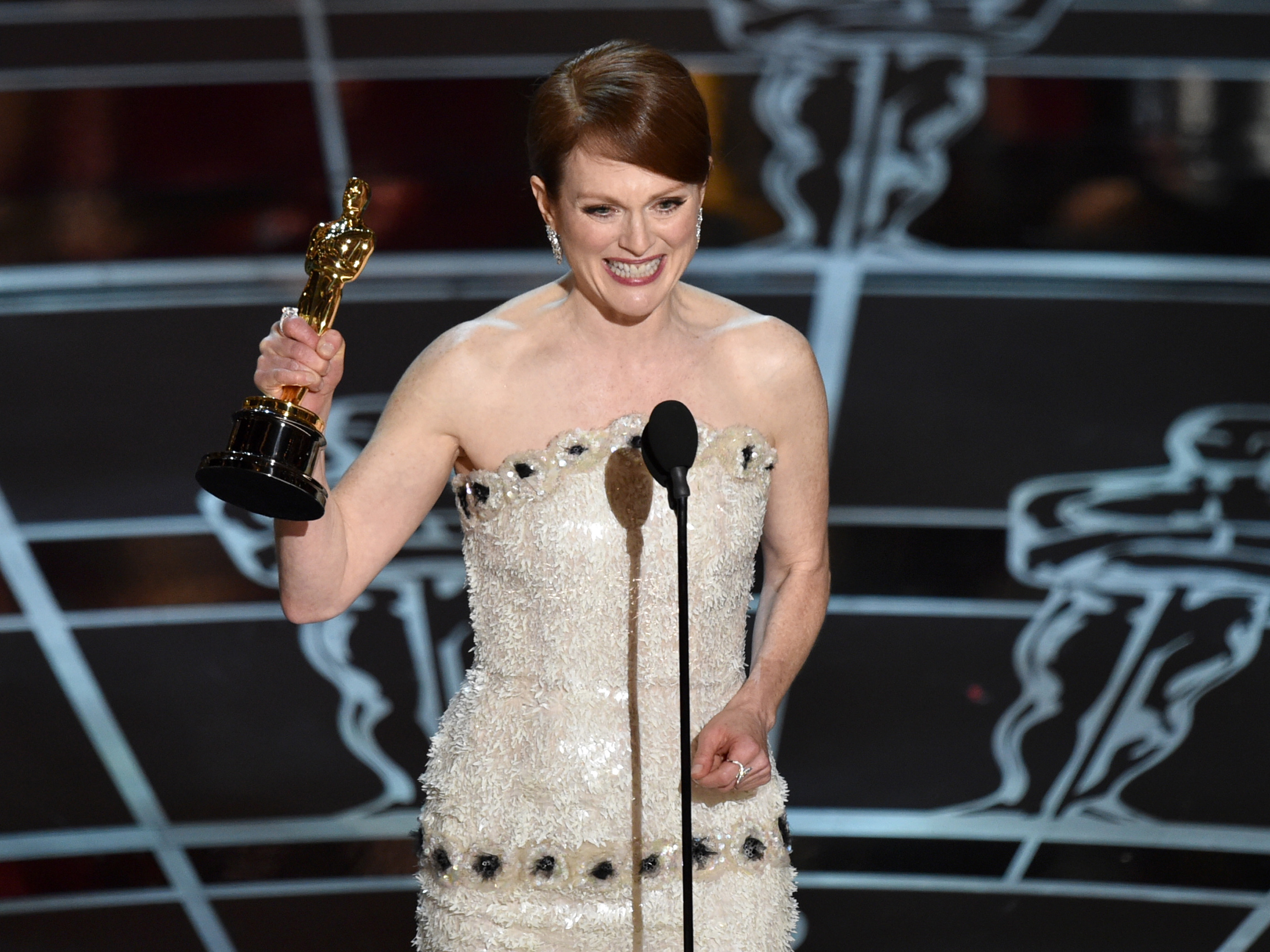 APTOPIX 87th Academy Awards – Show