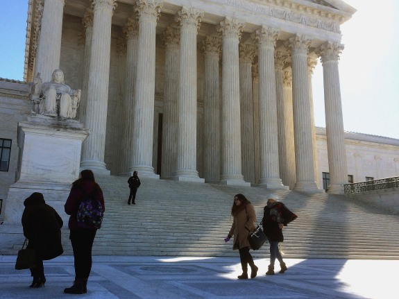 Supreme Court Hears Case Regarding Gun Ownership And Convictions