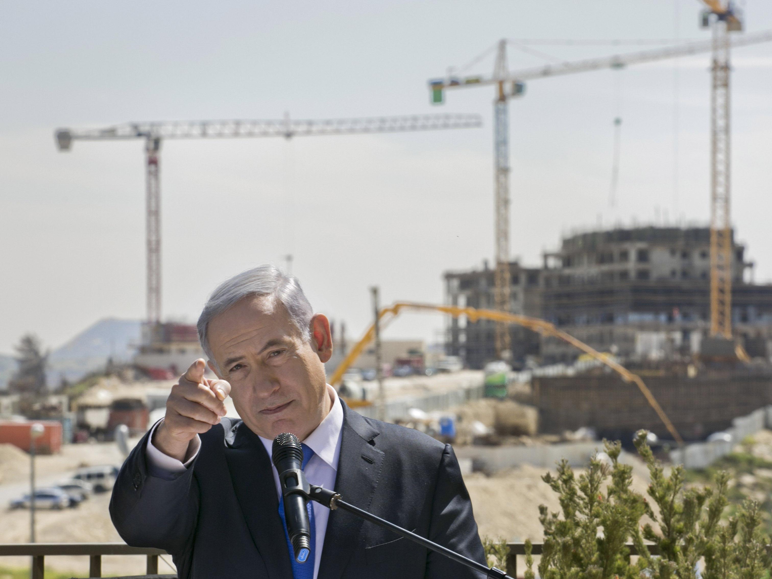 Mideast Israel Election