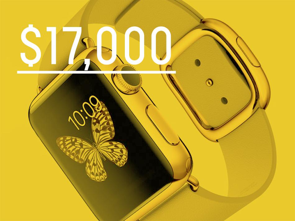 $17,000