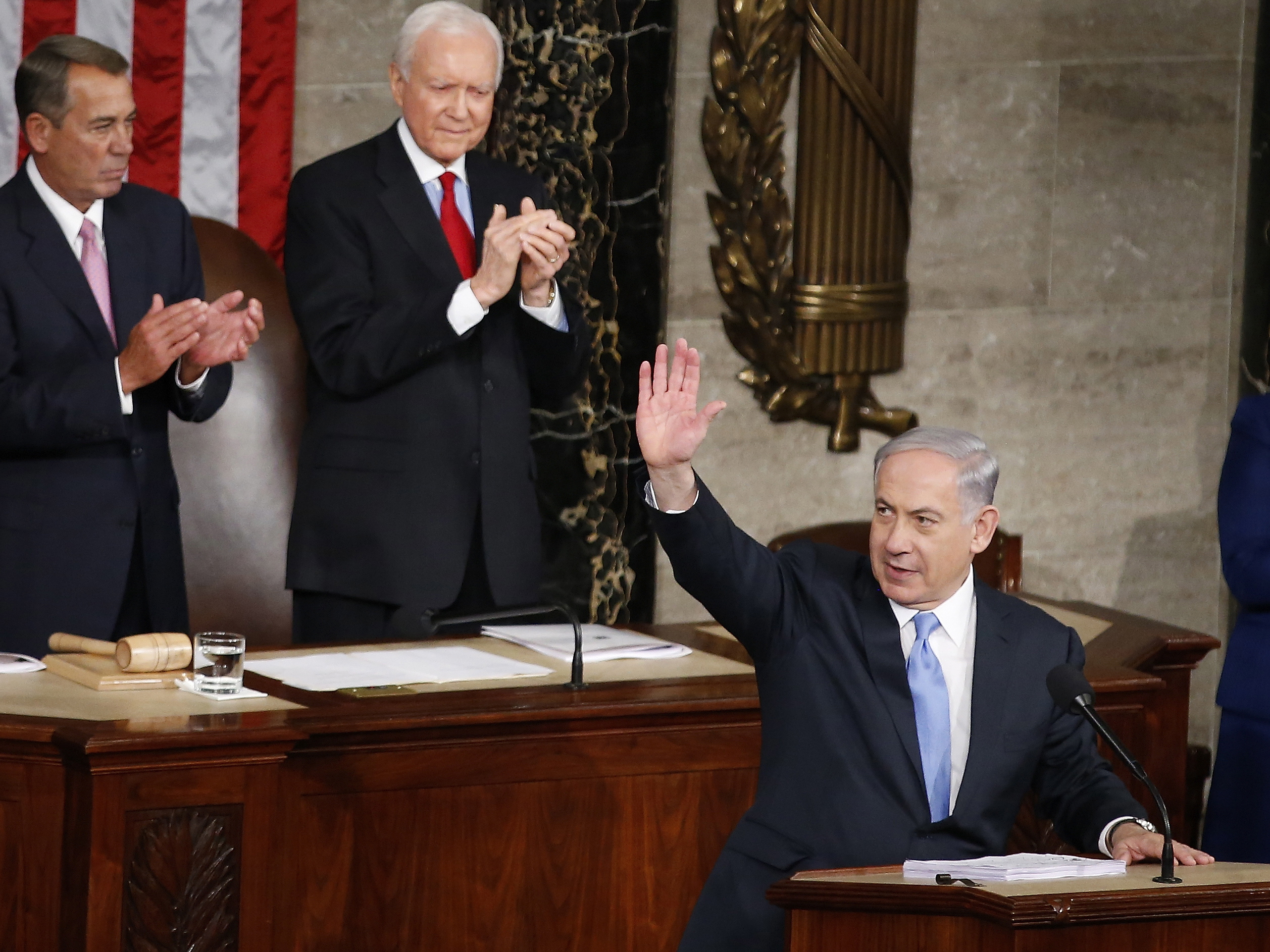 US Israel Netanyahu