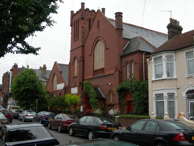 Chalabi East Ham Church