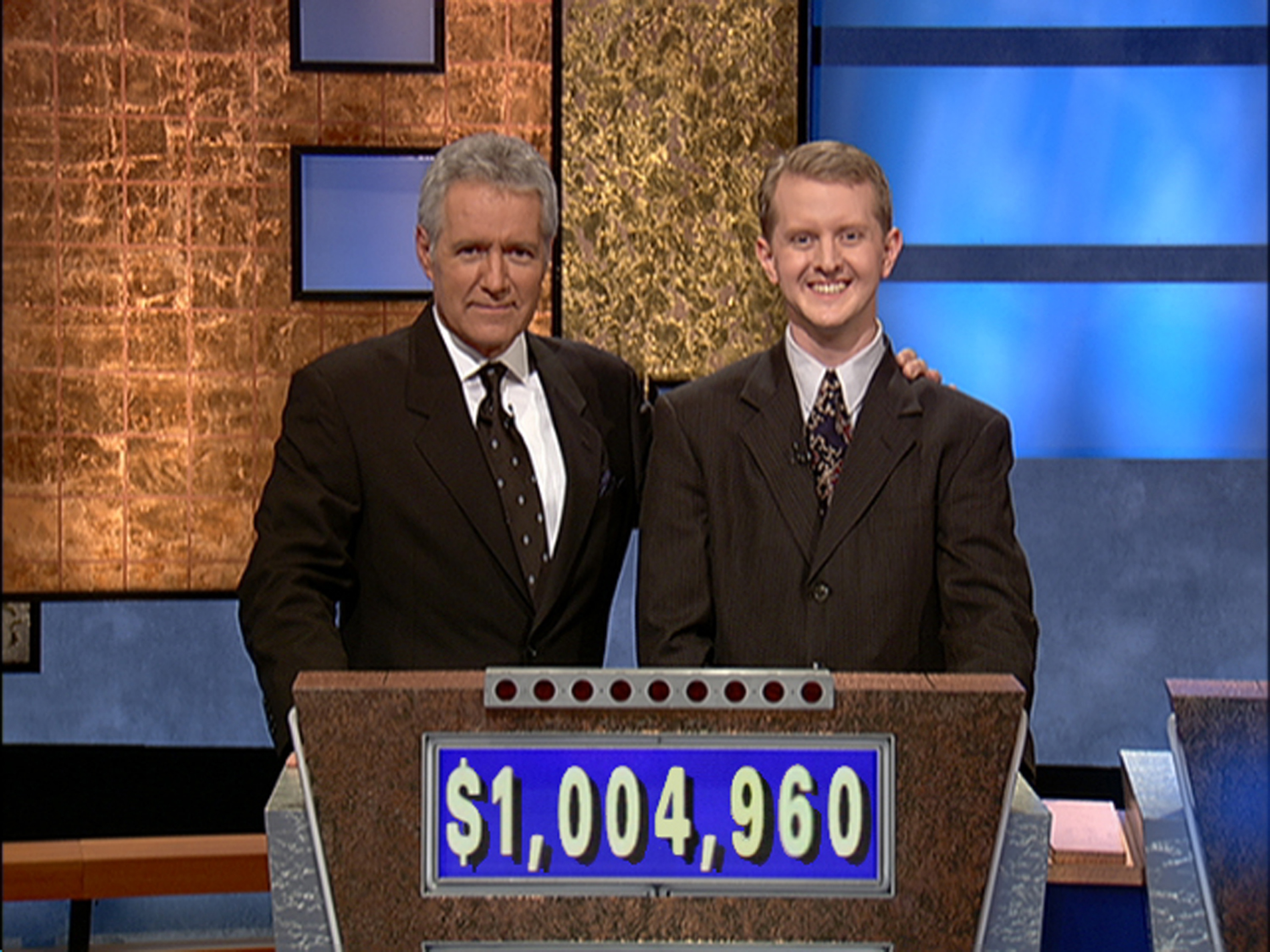 Ken Jennings Crush Jeopardy's Winnings Record