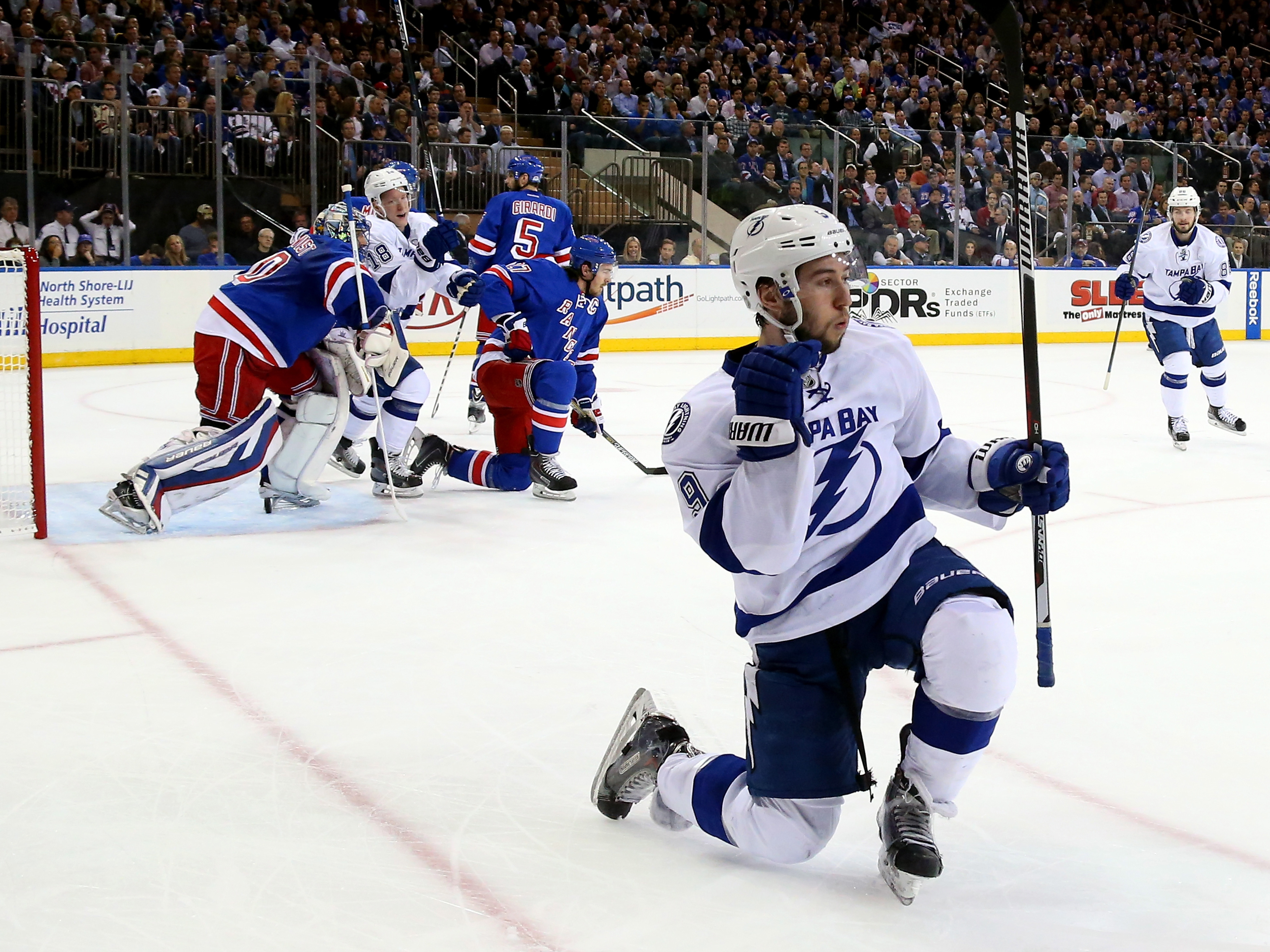 statheads had a good feeling about the lightning s tyler johnson