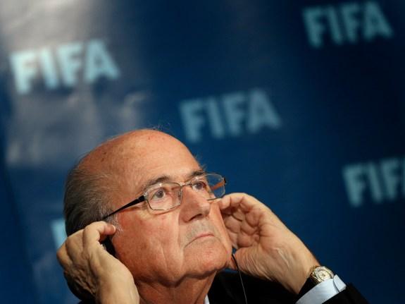 Morocco FIFA WCup Probe