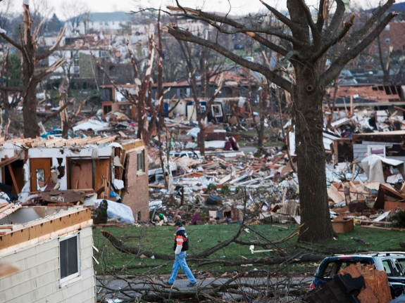 Illinois Tornadoes Anniversary
