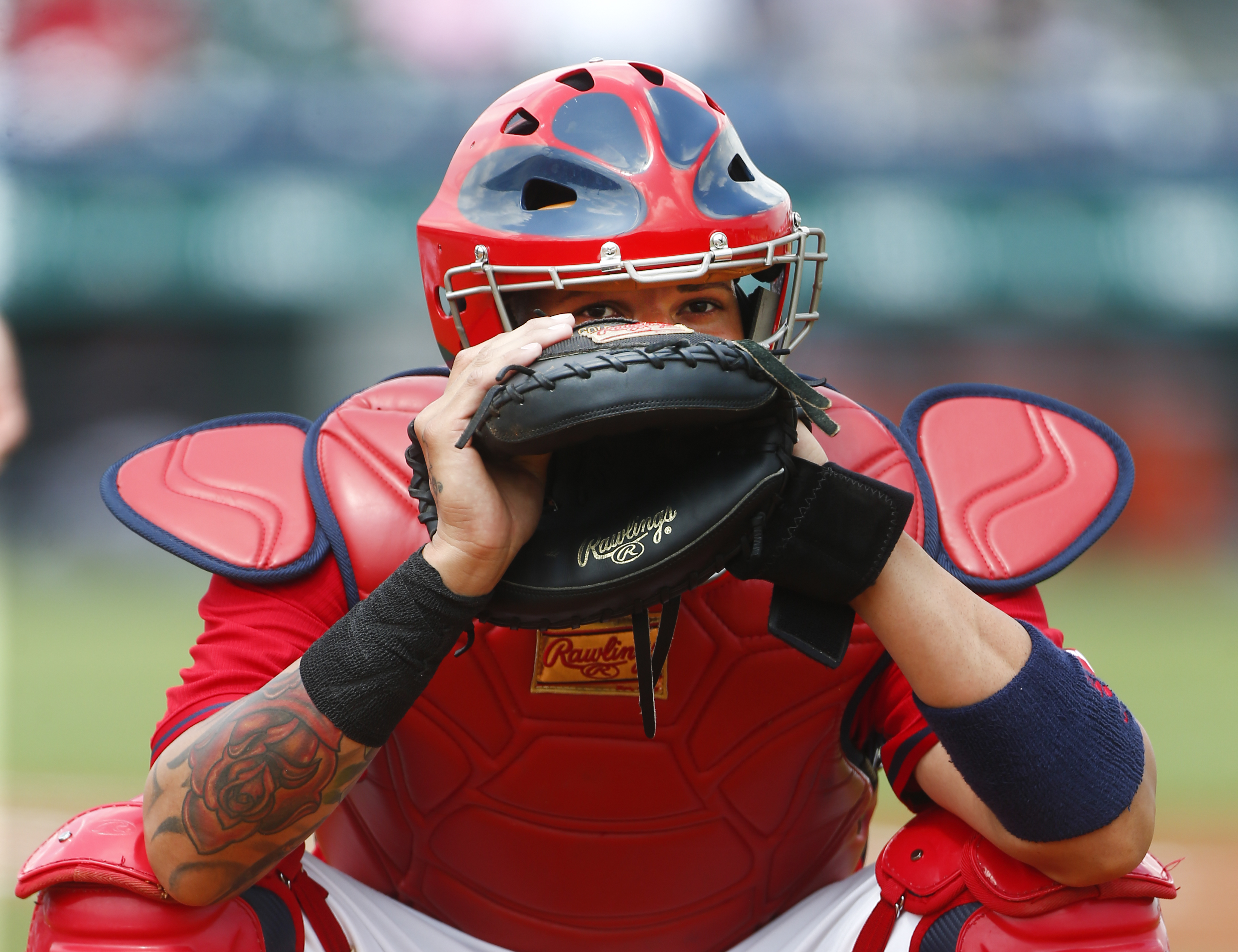 Yadier Molina Forgot How To Frame A Pitch | FiveThirtyEight