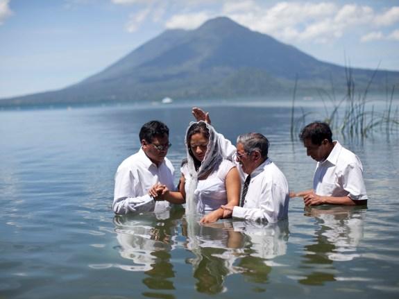 Guatemala Baptism