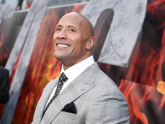 "New Line Cinema presents the Los Angeles World Premiere of ""San Andreas"""