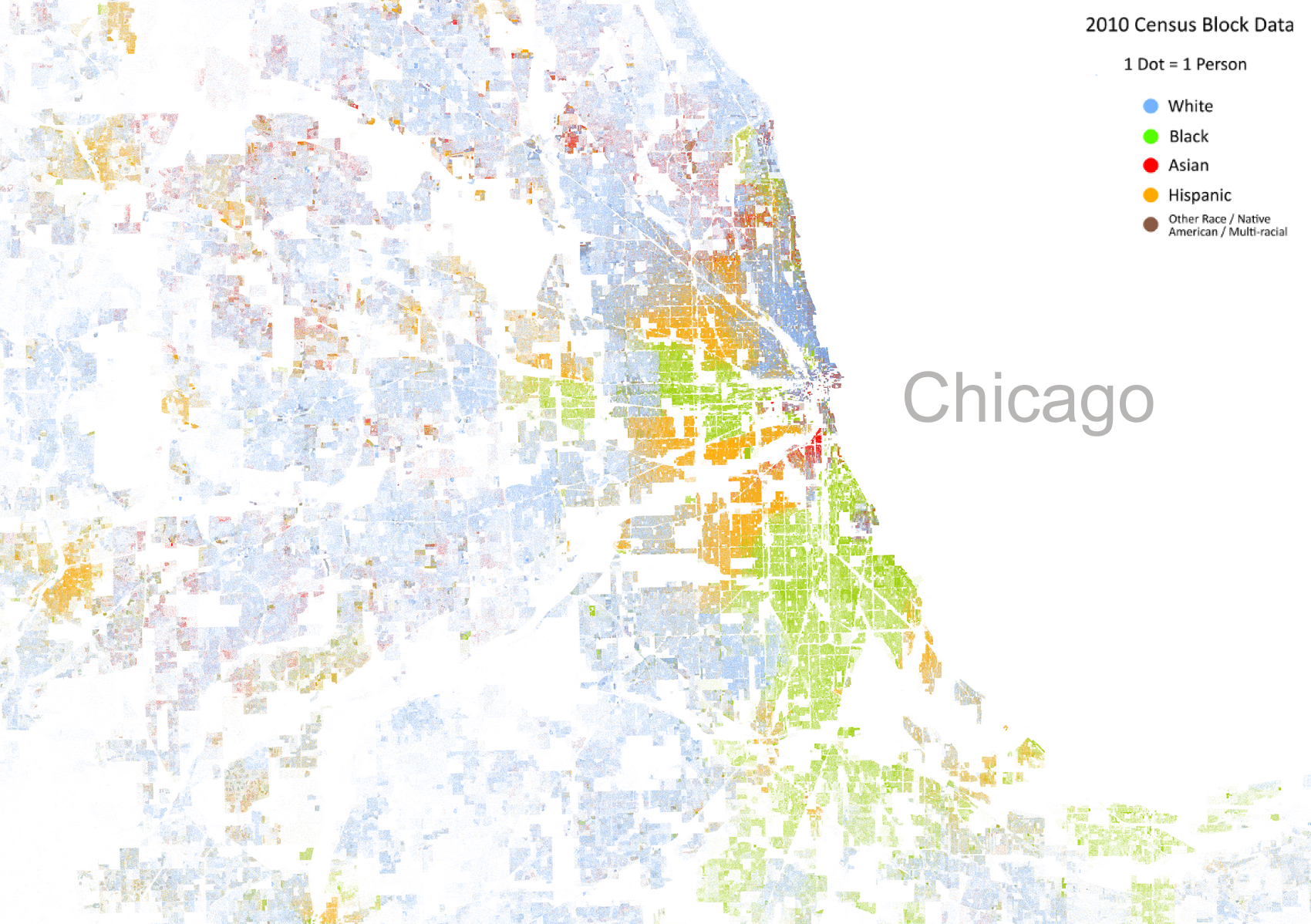The Most Diverse Cities Are Often The Most Segregated FiveThirtyEight