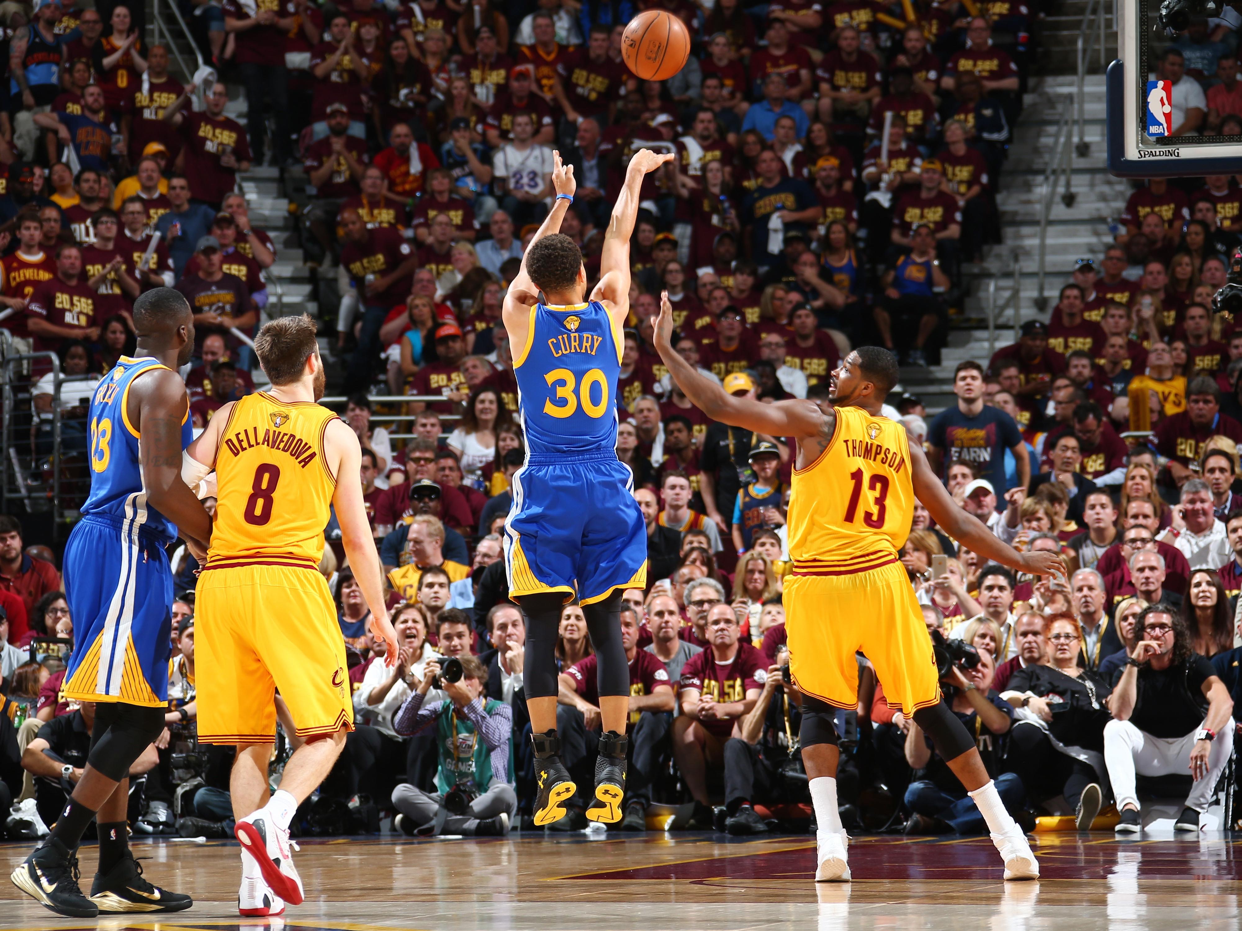 2015 NBA Finals – Game Four