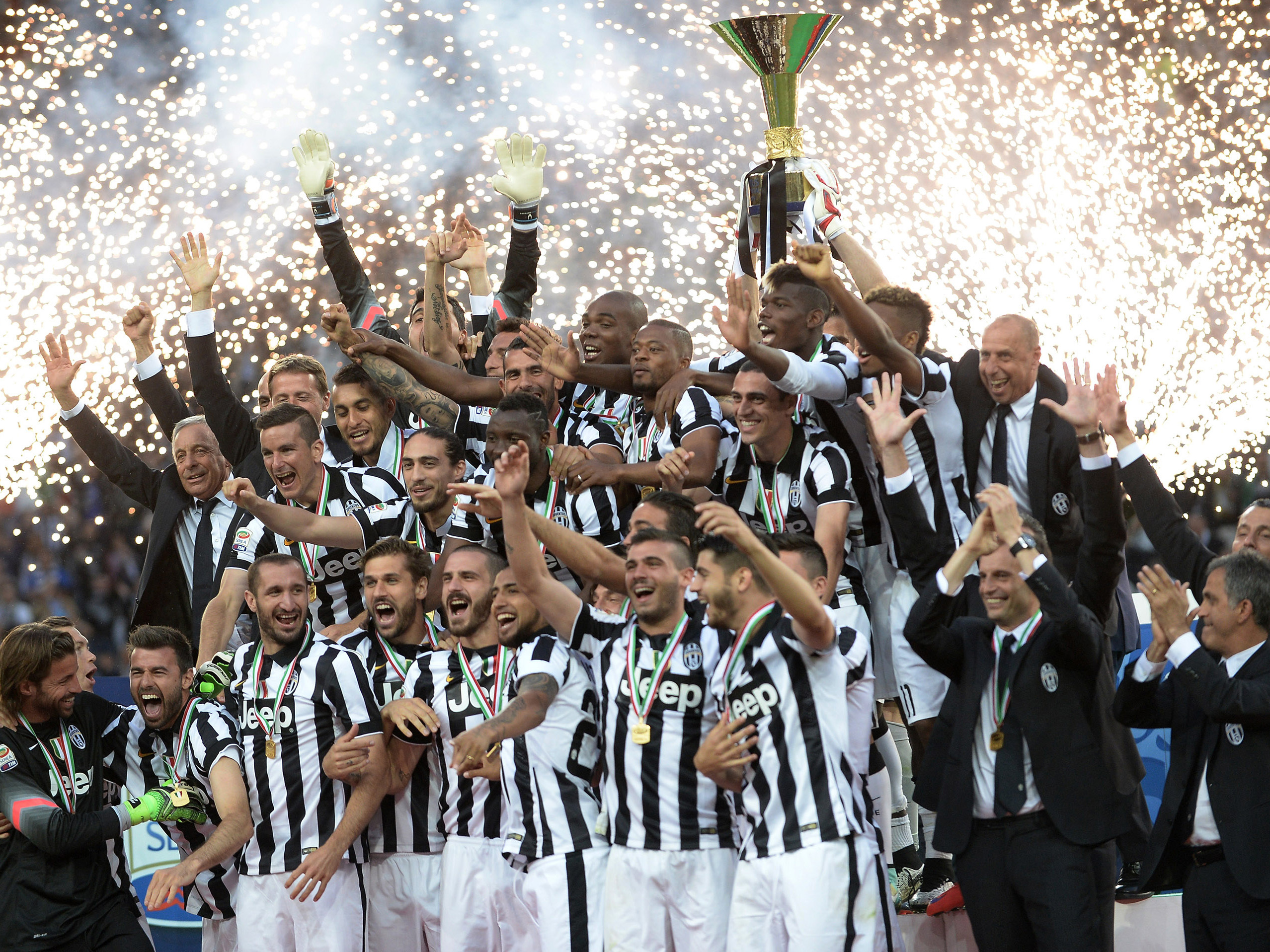 Barcelona vs. Juventus Is The Strongest Champions League Final Ever