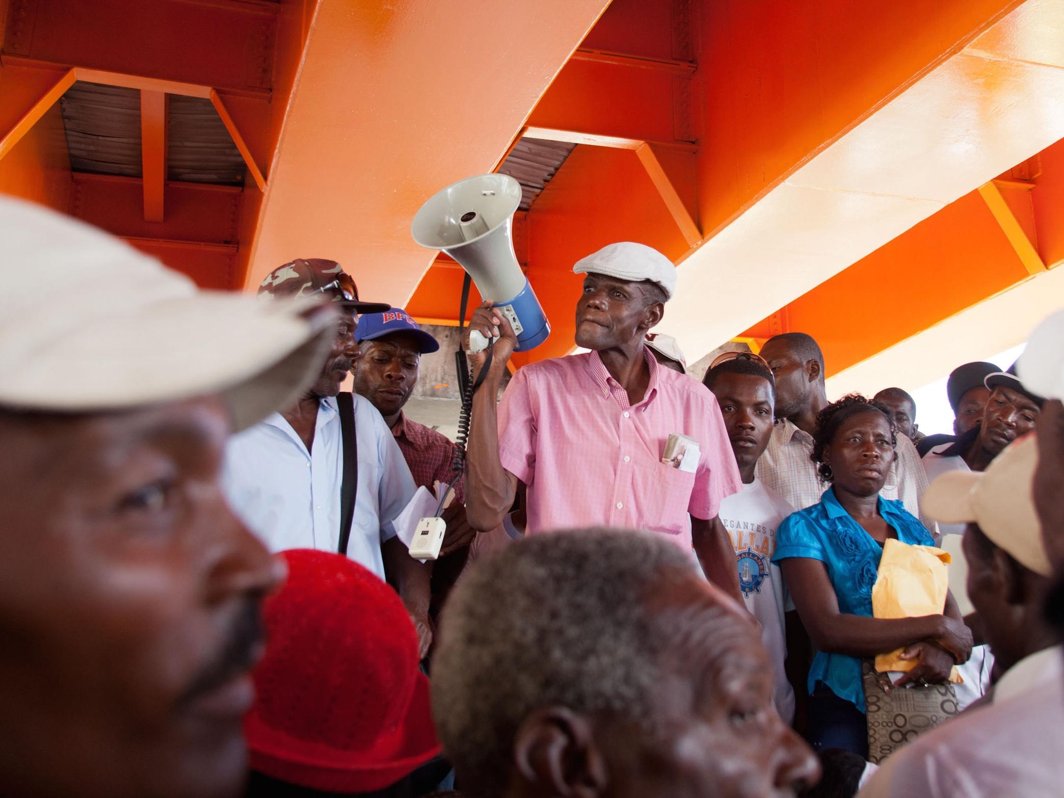 APTOPIX Dominican Republic Haitian Migrants
