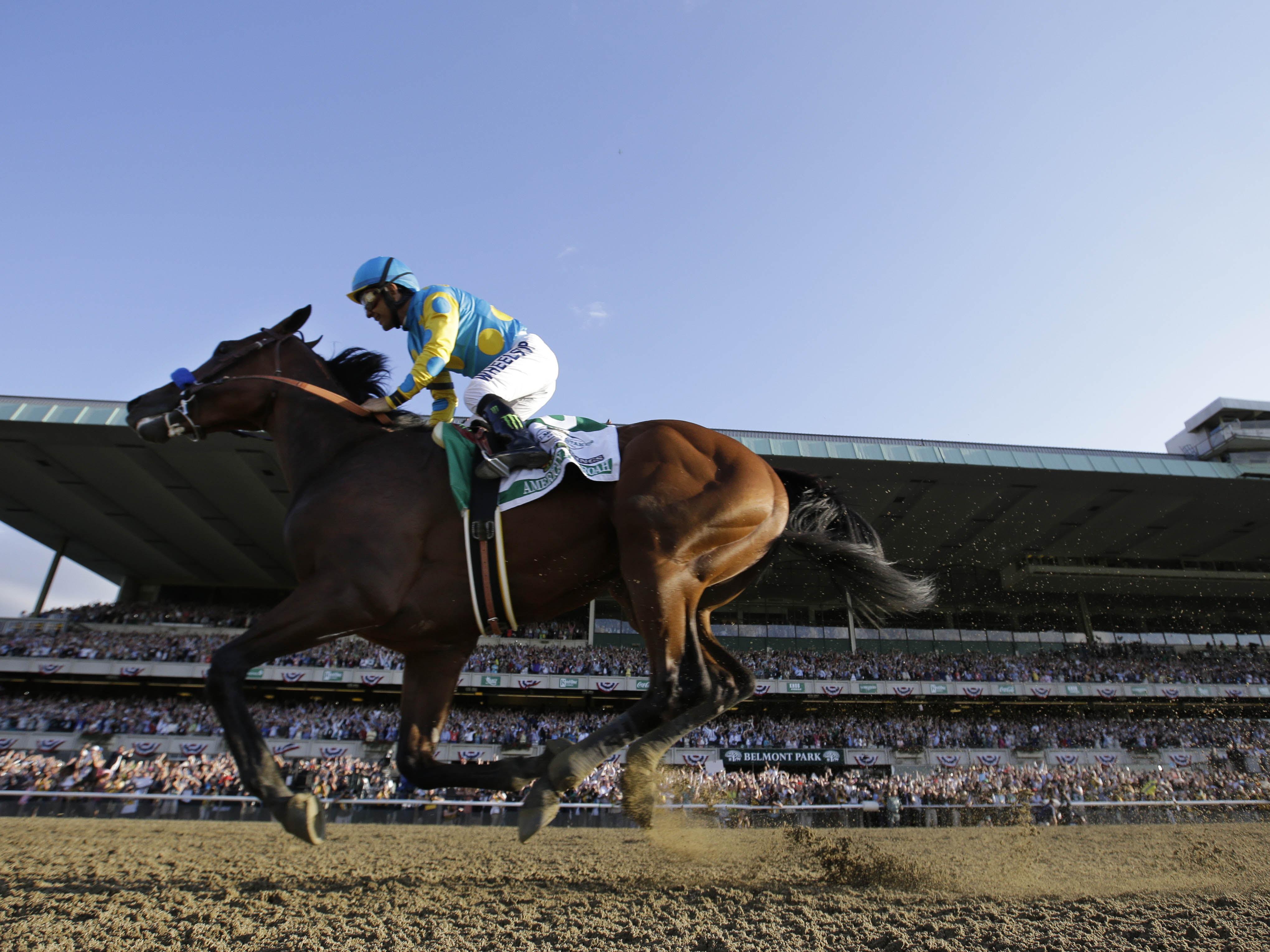 American Pharoah S A Superhorse But He S No Secretariat Fivethirtyeight