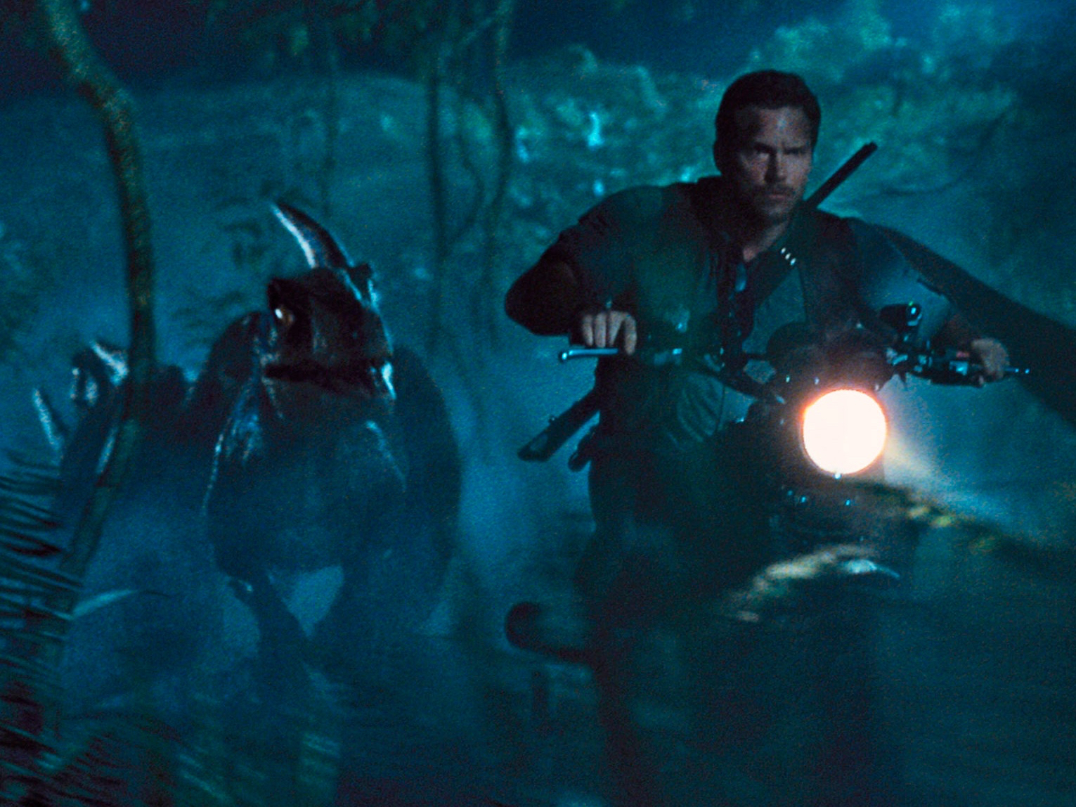 Film-Jurassic World