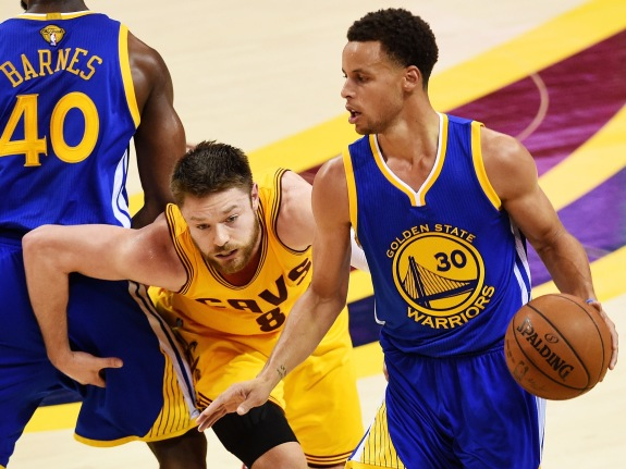 2015 NBA Finals – Game Three