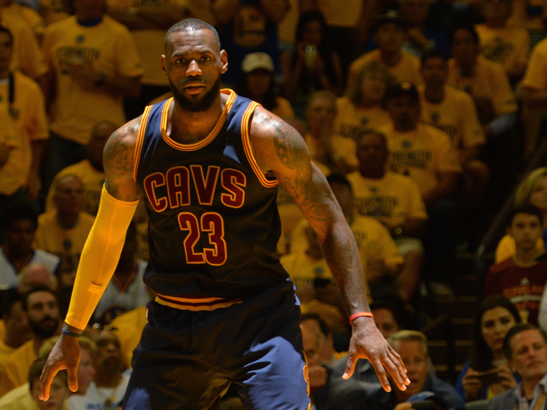 2015 NBA Finals – Game Five
