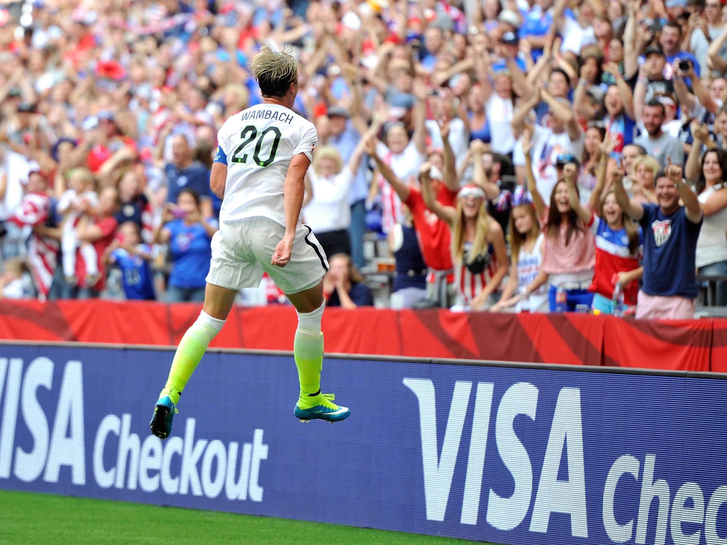 Nigeria v USA: Group D – FIFA Women's World Cup 2015