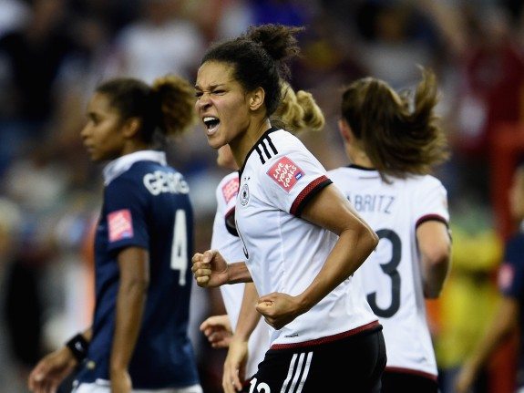 Germany v France: Quarter Final – FIFA Women's World Cup 2015