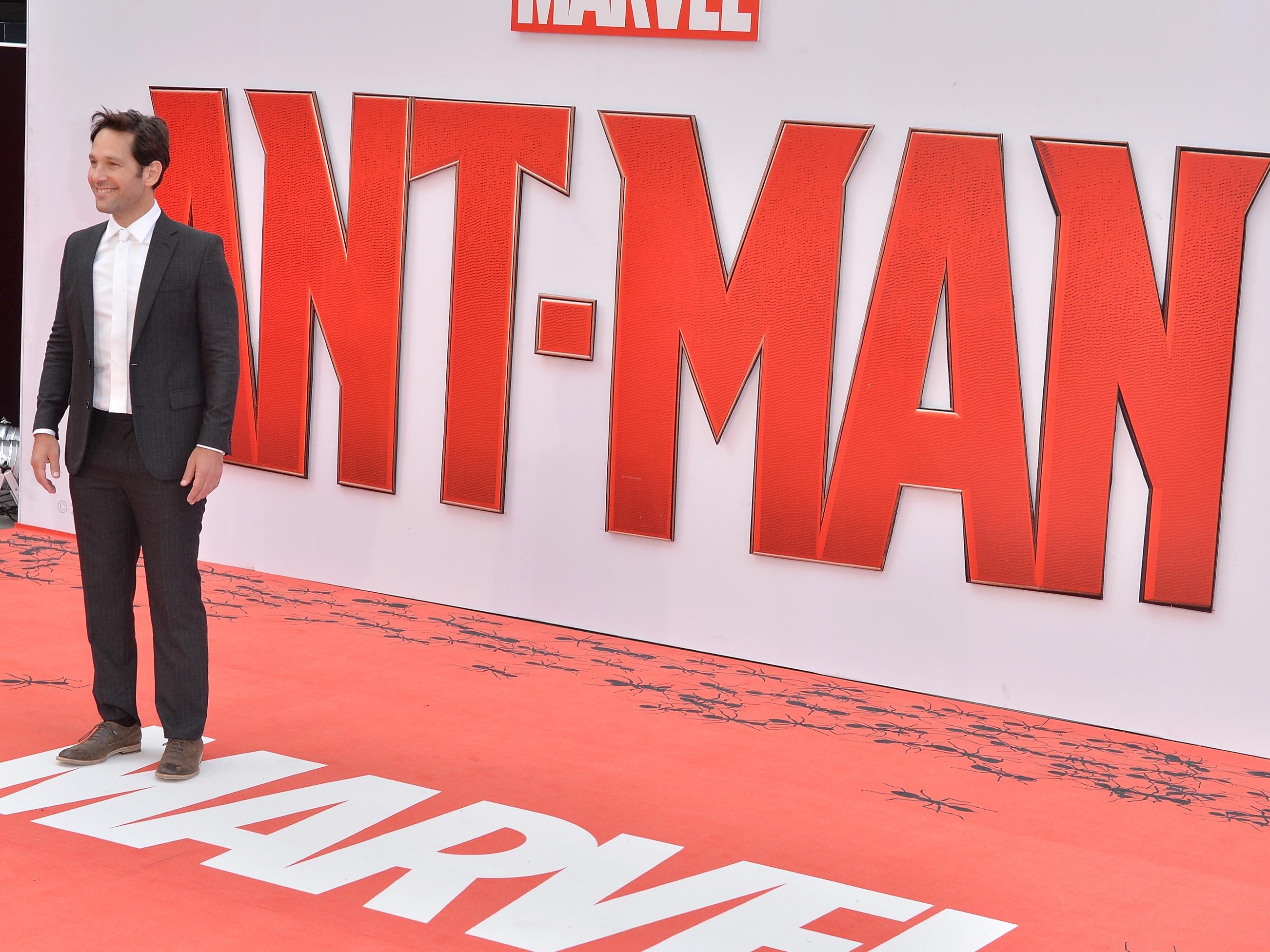 "Marvel's ""Ant-Man"" – European Premiere – Red Carpet Arrivals"