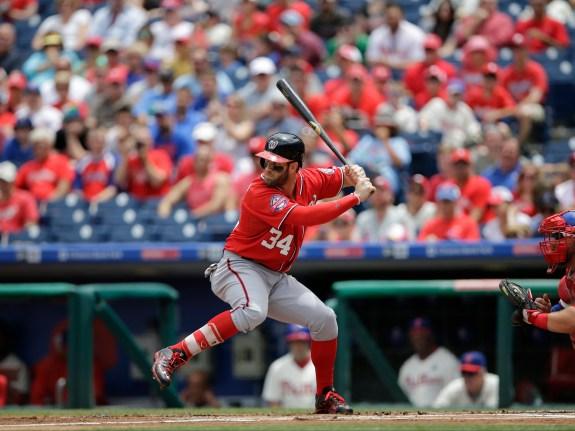 Nationals Phillies Baseball