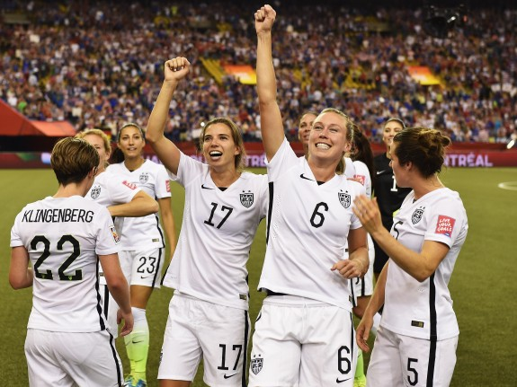 USA v Germany: Semi Final – FIFA Women's World Cup 2015