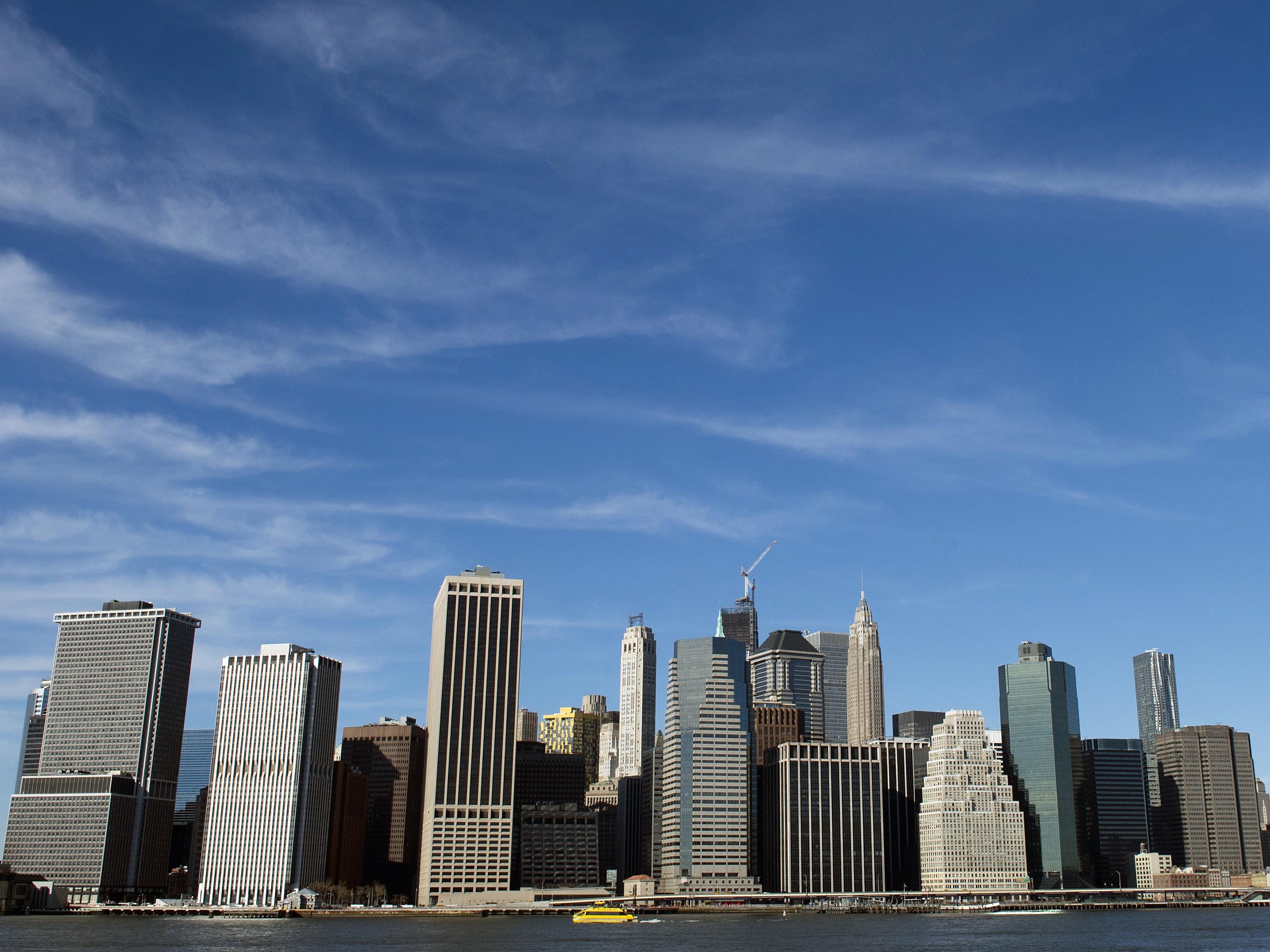 US-NEWYORK-WATERFRONT