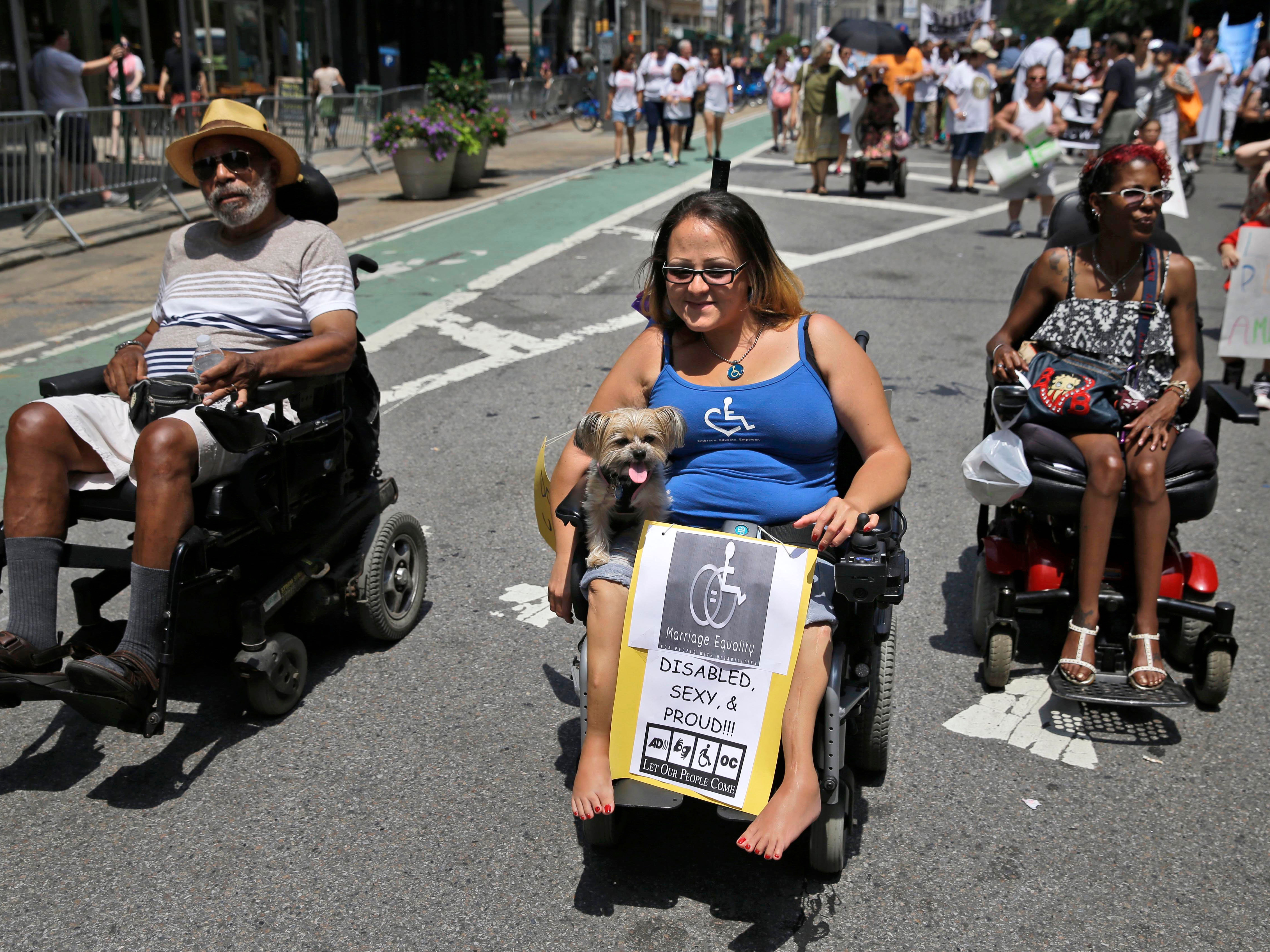 images Why the Americans With Disabilities Act Wouldn't Pass Today