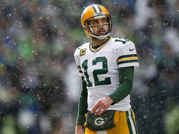 NFC Championship – Green Bay Packers v Seattle Seahawks