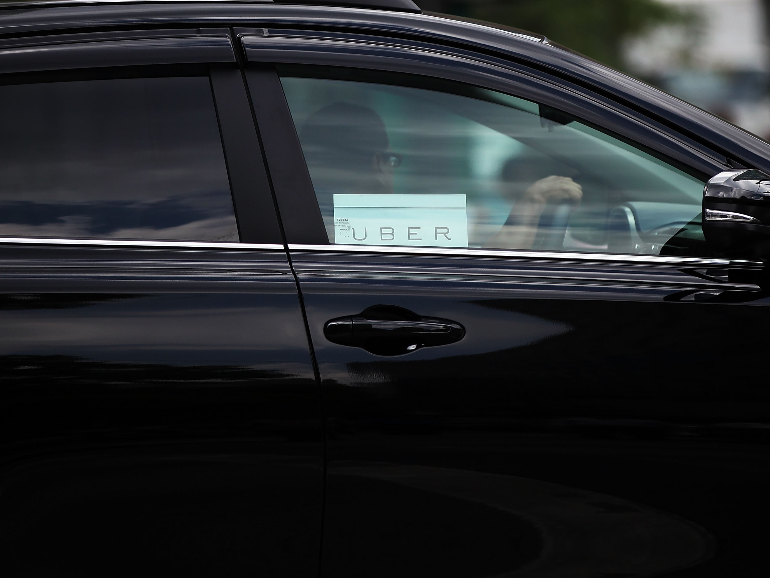 <> on July 20, 2015 in New York City. Uber