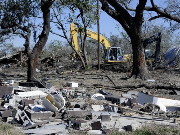FEMAs Mess