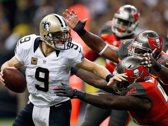 Tampa Bay Buccaneers v New Orleans Saints