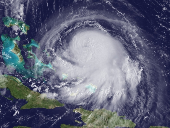 Joaquin Upgraded To Category 1 Hurricane