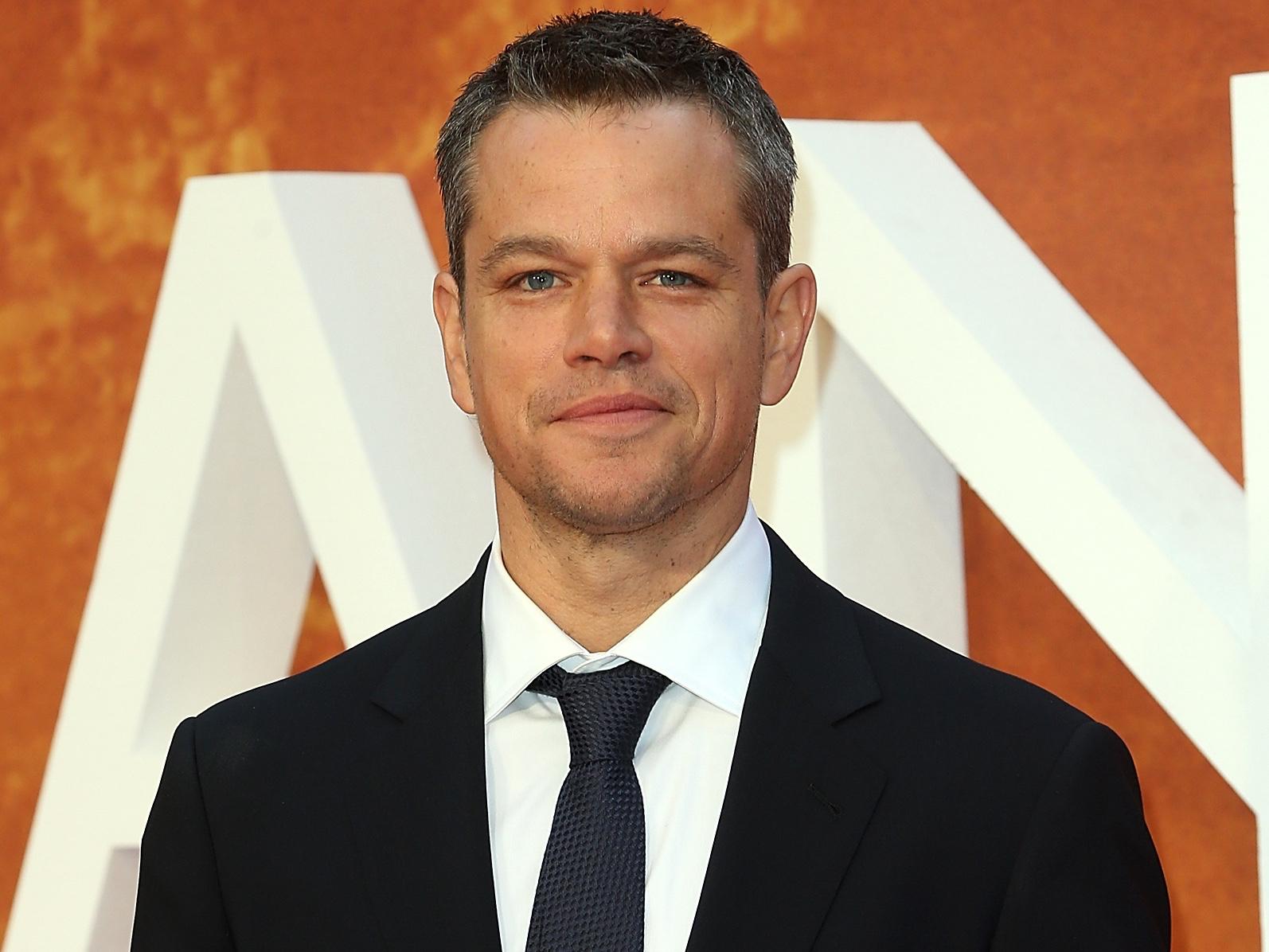 Smart Matt Damon Is Hot Matt Damon Fivethirtyeight