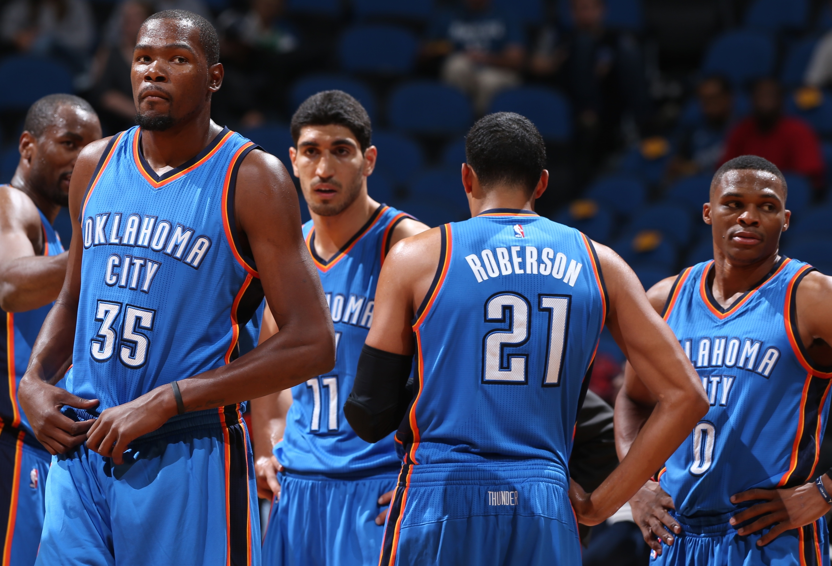 2017 16 Nba Preview Is This The Thunder S Last Chance Fivethirtyeight