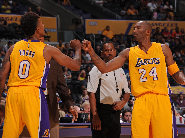 Maccabi Haifa v Los Angeles Lakers