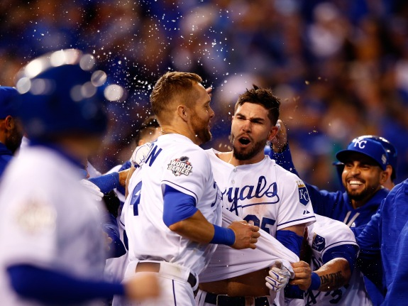 World Series – New York Mets v Kansas City Royals – Game One
