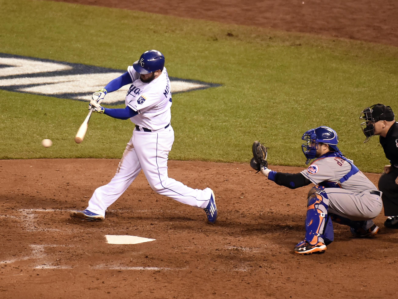 2015 World Series Game Two: New York Mets v. Kansas City Royals
