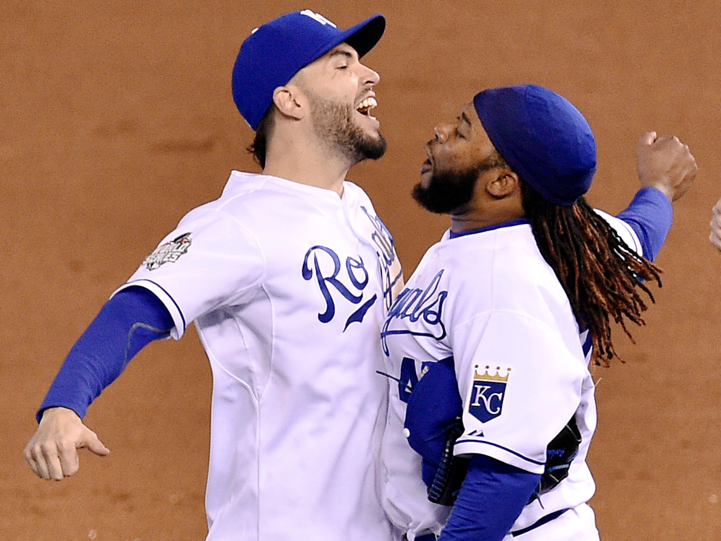 World Series: NY Mets at Kansas City, Game 2