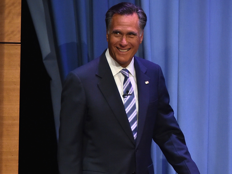 "Mitt Romney Visits ""The Tonight Show Starring Jimmy Fallon"""