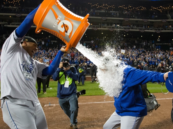 2015 World Series Game Five: Kansas City Royals v. New York Mets