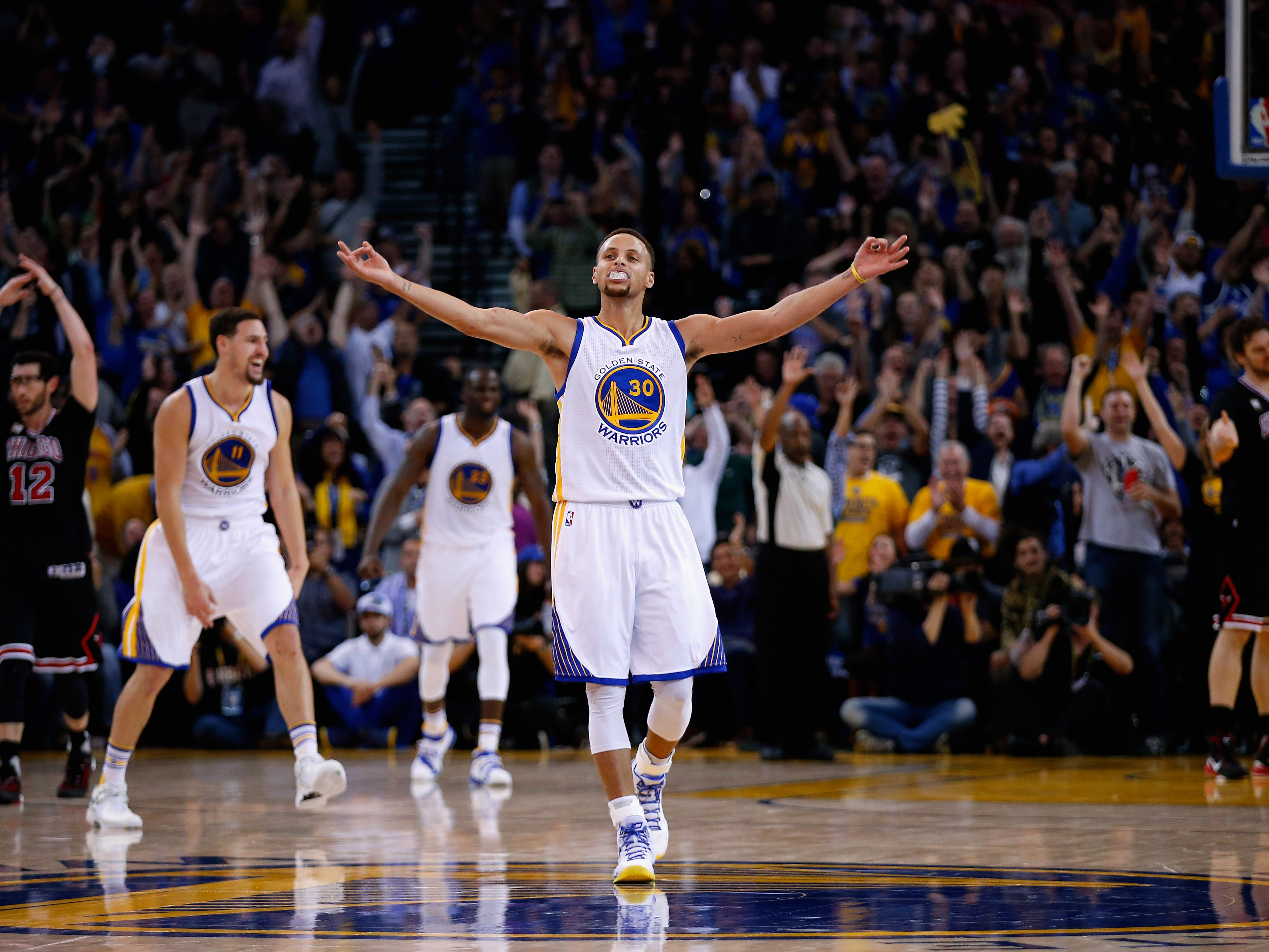 How The Golden State Warriors Are Breaking The NBA ...