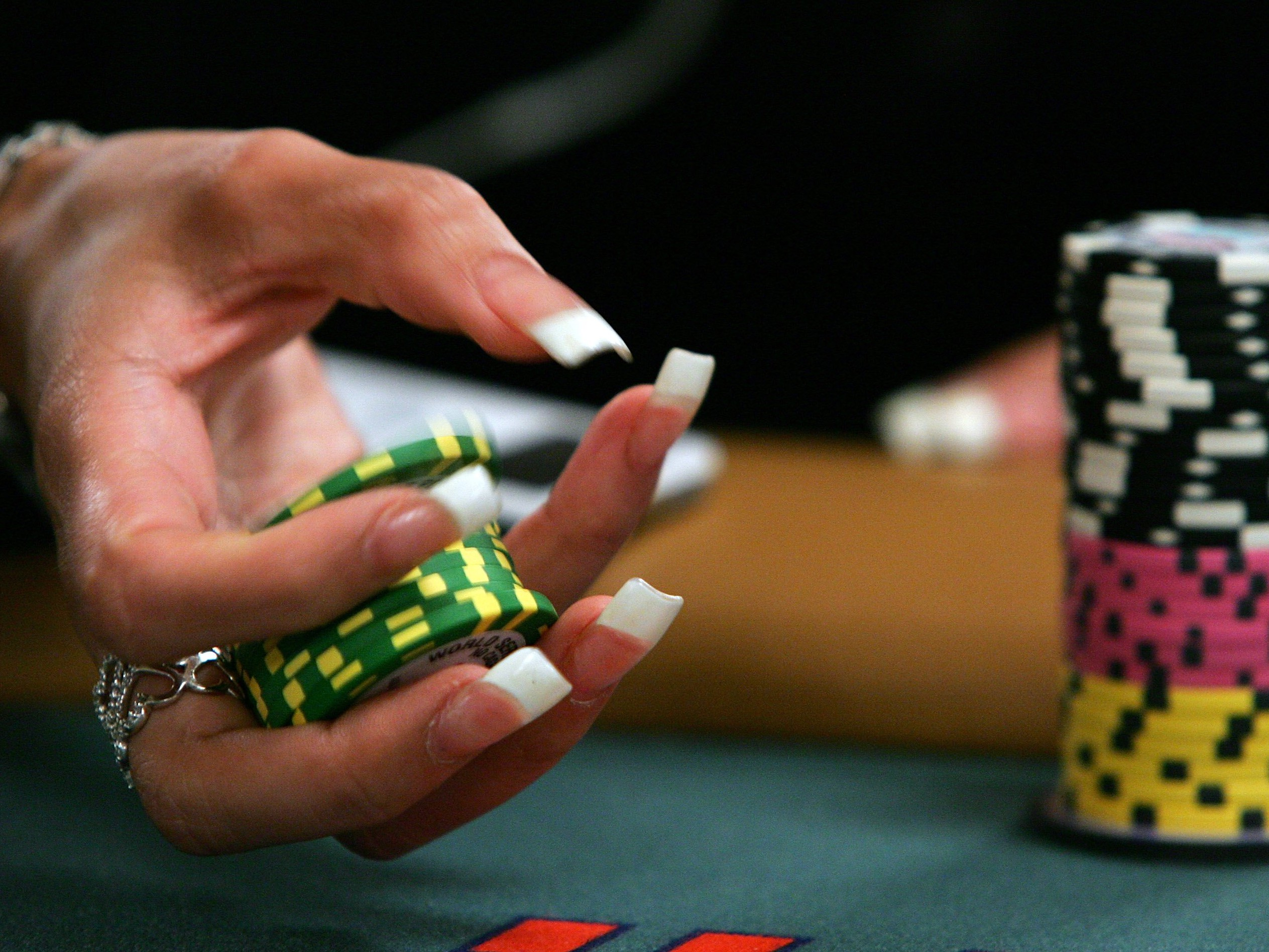 WSOP No-Limit Texas Hold 'em World Championship