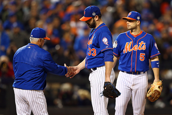 World Series – Kansas City Royals v New York Mets – Game Five